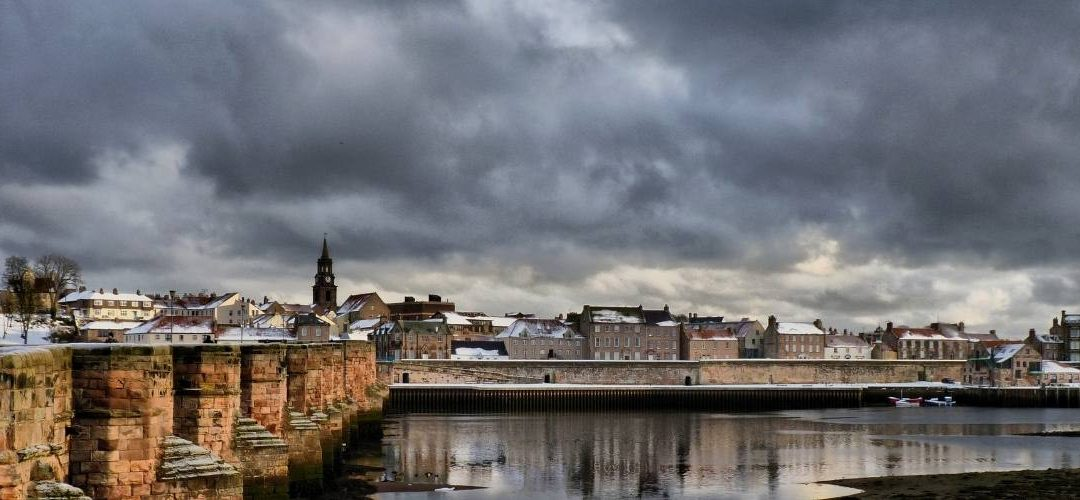 Where to Capture of Berwick took place