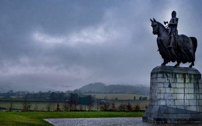 Robert the Bruce (1274 – 1329)